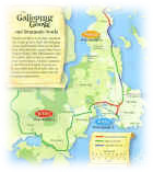 Galloping Goose map directions